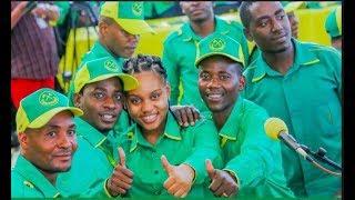 BREAKING: CCM watembea kwa miguu hadi kwa mama Maria Nyerere