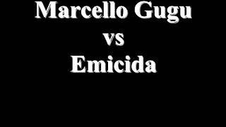 Marcello Gugu vs Emicida (FINAL) BATALHA DO SANTA CRUZ