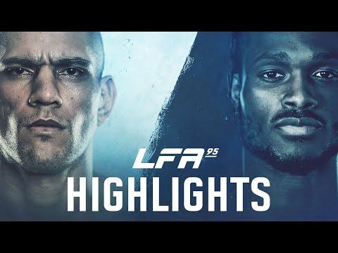 LFA 95 Highlights: Pereira vs. Powell