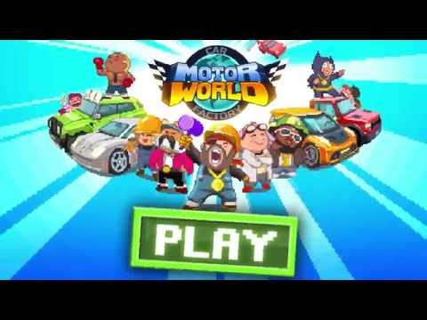 Motor World Car Factory Money Mod Download Apk Apk