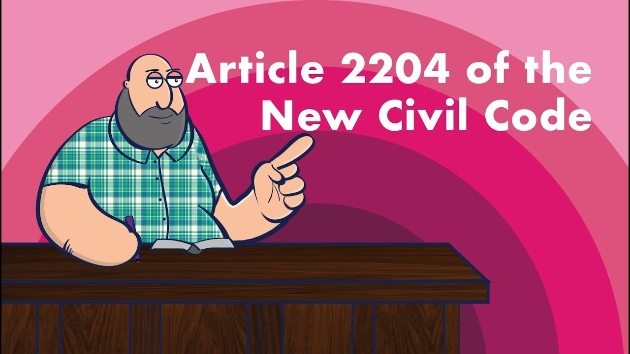 Torts And Damages Article 2204 Of The New Civil Code