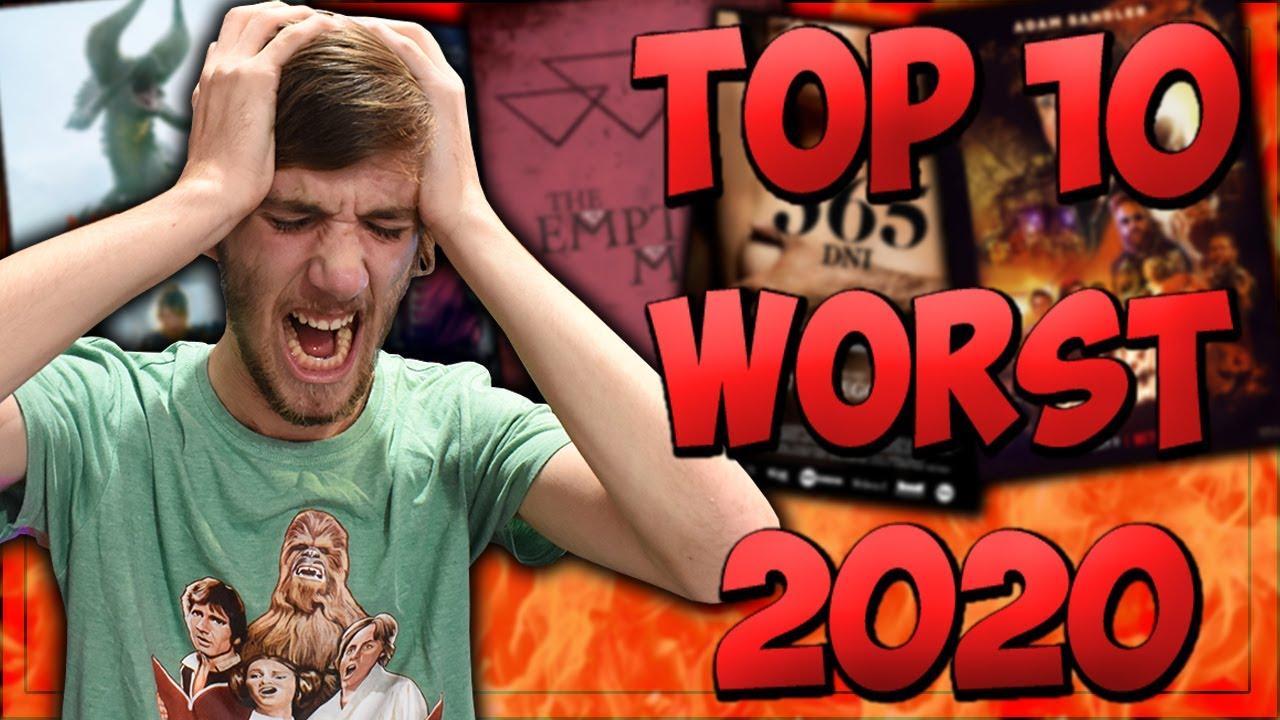 Download Top 10 WORST Movies of 2020!