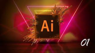 Aprender a utilizar Adobe Illustrator cs5 (1) Intro