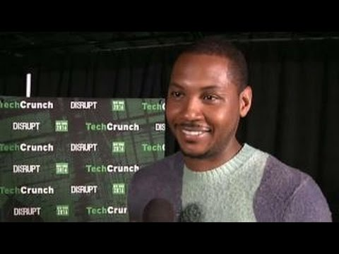 Carmelo Anthony's venture into tech