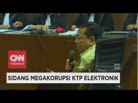 Tak Disangka! Setnov Sebut Puan Maharani, Pramono Anung & Pejabat Lainnya di Sidang E-KTP