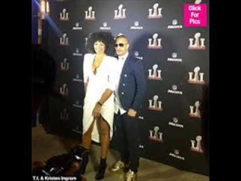 T.I. brings out his female business partner at the wrong time