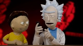 Rick and Morty Answer IGN