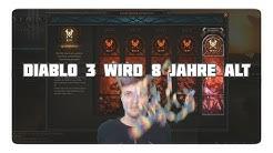Diablo 3 wird 8 Jahre alt (Lohnt es sich noch 2020 zu spielen?)