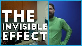 The Invisible Man Effect