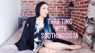 THRIFTING WITH SOOTHINGSISTA! Thumbnail