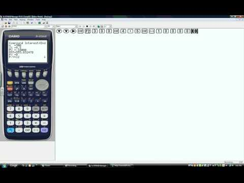 using-the-casio-fx-9750gii-to-find-the-time-value-of-money