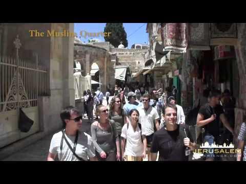 Free Jerusalem Tours in the Old City of Jerusalem