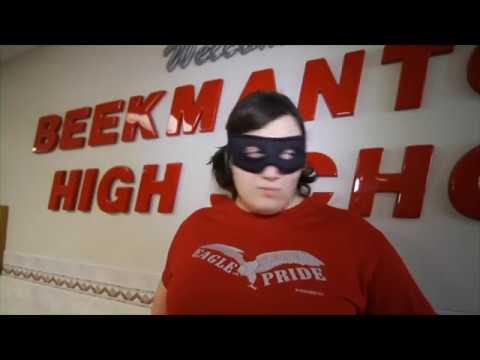 Beekmantown Middle School ISAB 2014 Superhero