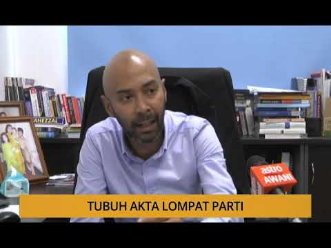 Kalendar Sabah: Tubuh akta lompat parti & pembangkang Sabah tubuhkan GBS