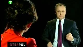 Додон - Шору: Илан, ты украл, как минимум, миллиард евро. Вор должен сидеть в тюрьме