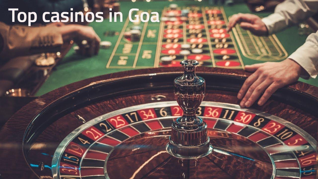 Top casinos in Goa! - YouTube