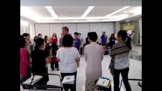 Hong Kong Oct Training Day 1