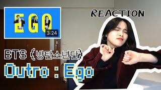 Gambar cover REACTION。BTS (방탄소년단) MAP OF THE SOUL : 7 'Outro : Ego' Comeback Trailer