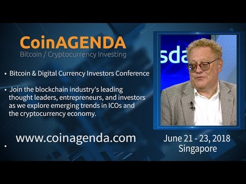 CoinAgenda Asia | Bitcoin & Digital Currency Investors Conference | Singapore June 21st to 23rd