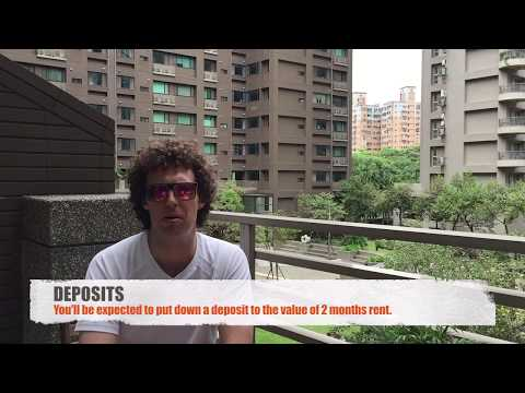 The BEST Way to Find an APARTMENT in Taiwan!