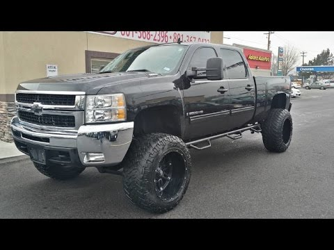 2009 chevy z71 lifted