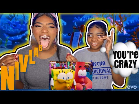 """Tainy, J Balvin – Agua (Music From """"Sponge On The Run"""" Movie/Official Video) 