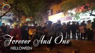 Forever And One - Helloween Cover Funny Girl làm say lòng người Phố Đi Bộ