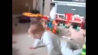 Baby getting down on it — Vine clip by Funny Cool More! — Vinebox