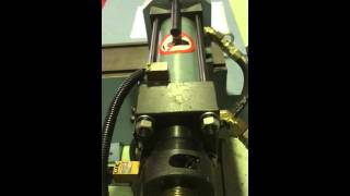 bending machine,   pump  motor  its not work