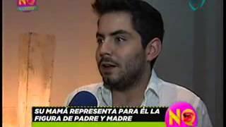 José Eduardo Derbez confiesa que Victoria Ruffo ha sido madre y padre a la vez