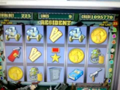Игровой автомат ночь развлечений
