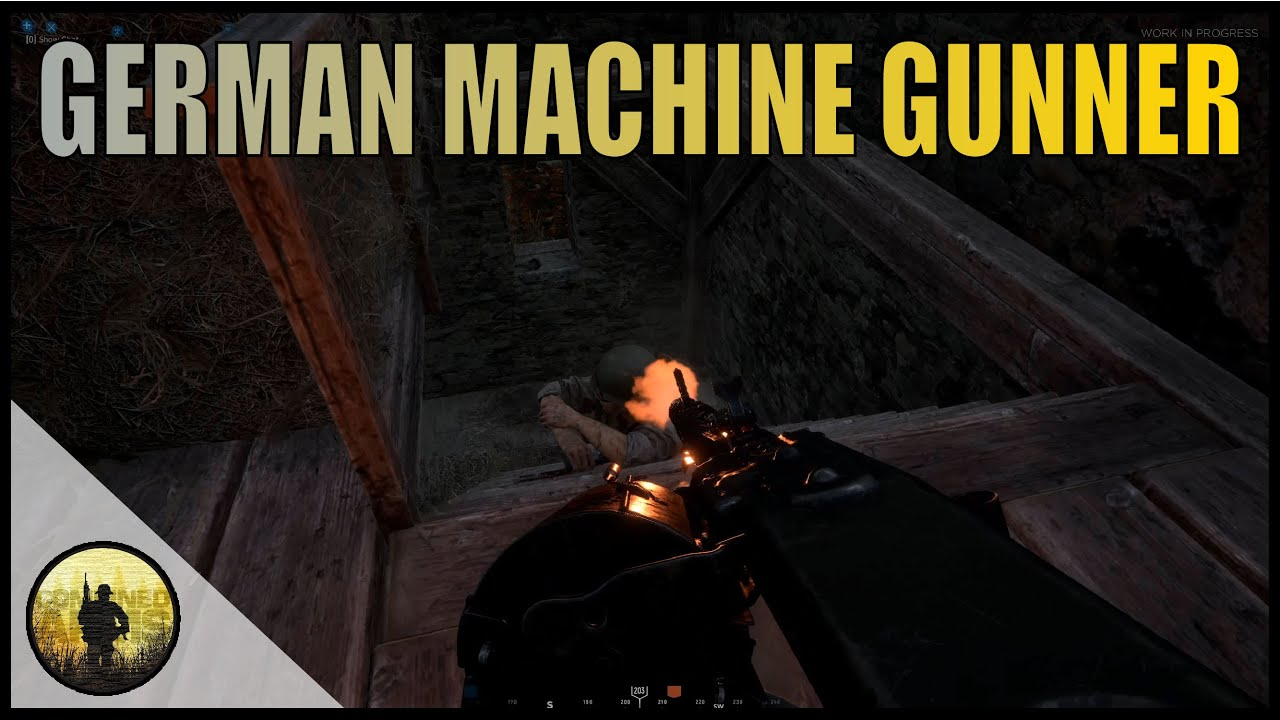 The MG42 is just NOT FAIR - Hell Let Loose Gameplay