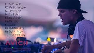 Best of Avicii Mix 2017