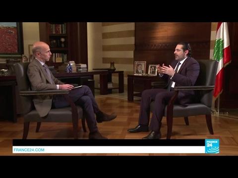 Video: Lebanon's Hariri to ask for '$10-$12 billion' in international investment