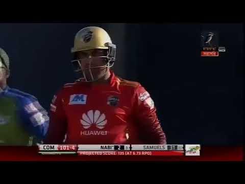 Sylhet Sixers vs Comilla Victorians HIGHLIGHTS BPL T20 2017360p