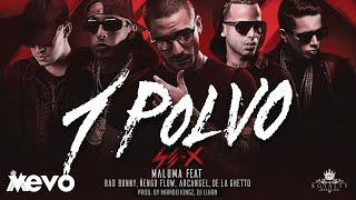 Maluma - Un Polvo (Audio) ft. Bad Bunny, Arcángel, Ñengo Flow, De La Ghetto