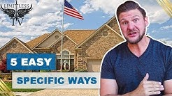5 Ways To Make Money in Real Estate