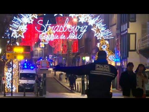 «Над городом летают вертолеты». Что происходило в Страсбурге после стрельбы