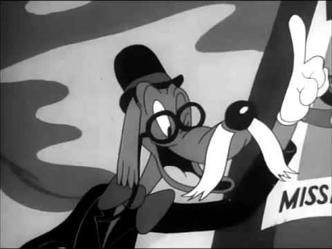 Confusions of a Nutzy Spy, Looney Tunes Cartoon