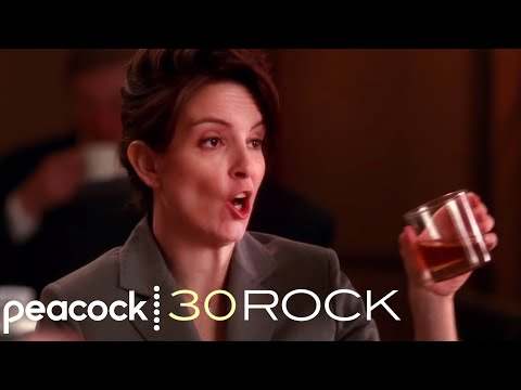 30 Rock - Liz Lemon Goes Corporate