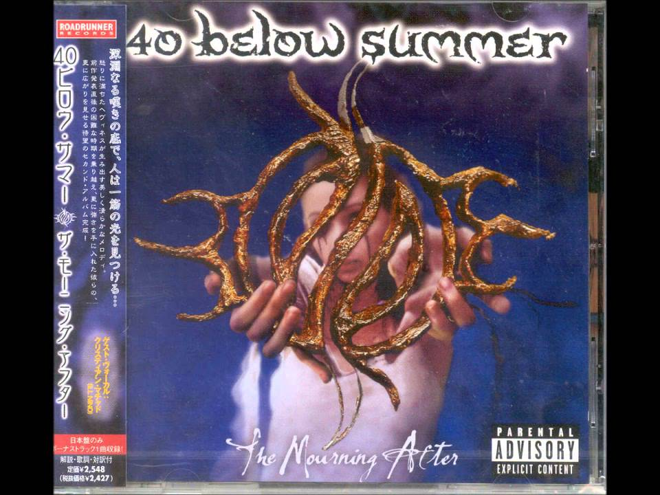The Mourning After Japanese Edition - 40 Below Summer [FULL ALBUM] - YouTube