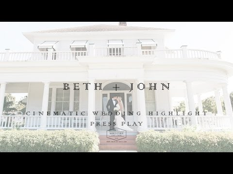 The Venue Fort Lauderdale Wedding Video of Beth + John | South Florida Wedding Cinematographers