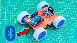 how To Make diy Rotbot Car at Home LKT89
