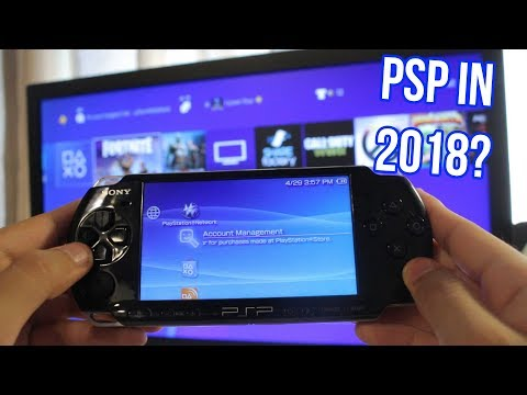 what happens when you get on psp in 2018?