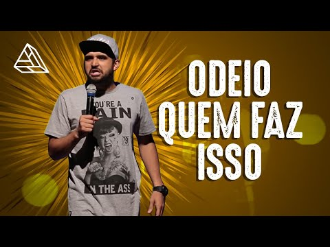 THIAGO VENTURA - ODEIO QUEM FAZ ISSO