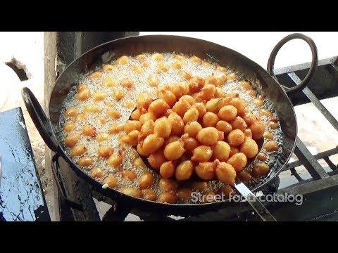 Best Street Foods in Hyderabad   Indian Street Foods 2017   Travel Food in India 2017