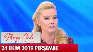 Müge Anlı ile Tatlı Sert 24 Ekim 2019  - Tek Parça