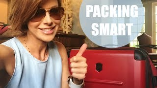 Packing Smart: Best Tips & Tricks For Maximizing Suitcase Space