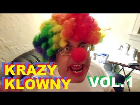 KRAZY KLOWNY: Volume 1