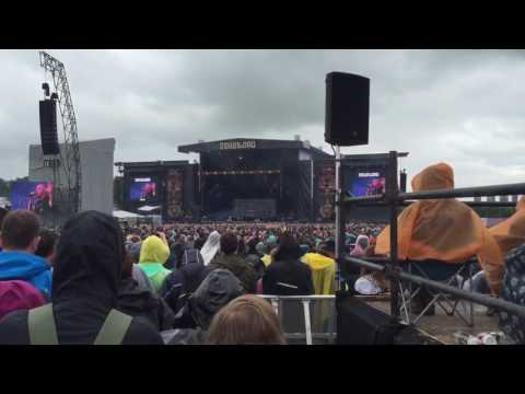 Disturbed LIVE - Sound of Silence - Download Festival 2016